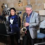 саксофон для торжеств