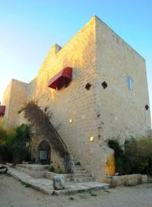 замок в Керем а Маараль
