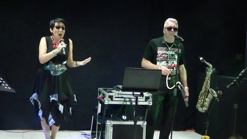 Концерт в русском клубе